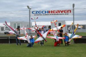 Český tým F3A v Czech Heaven